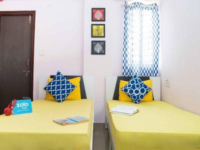 Bedroom Image of Zolo Alta in Sholinganallur