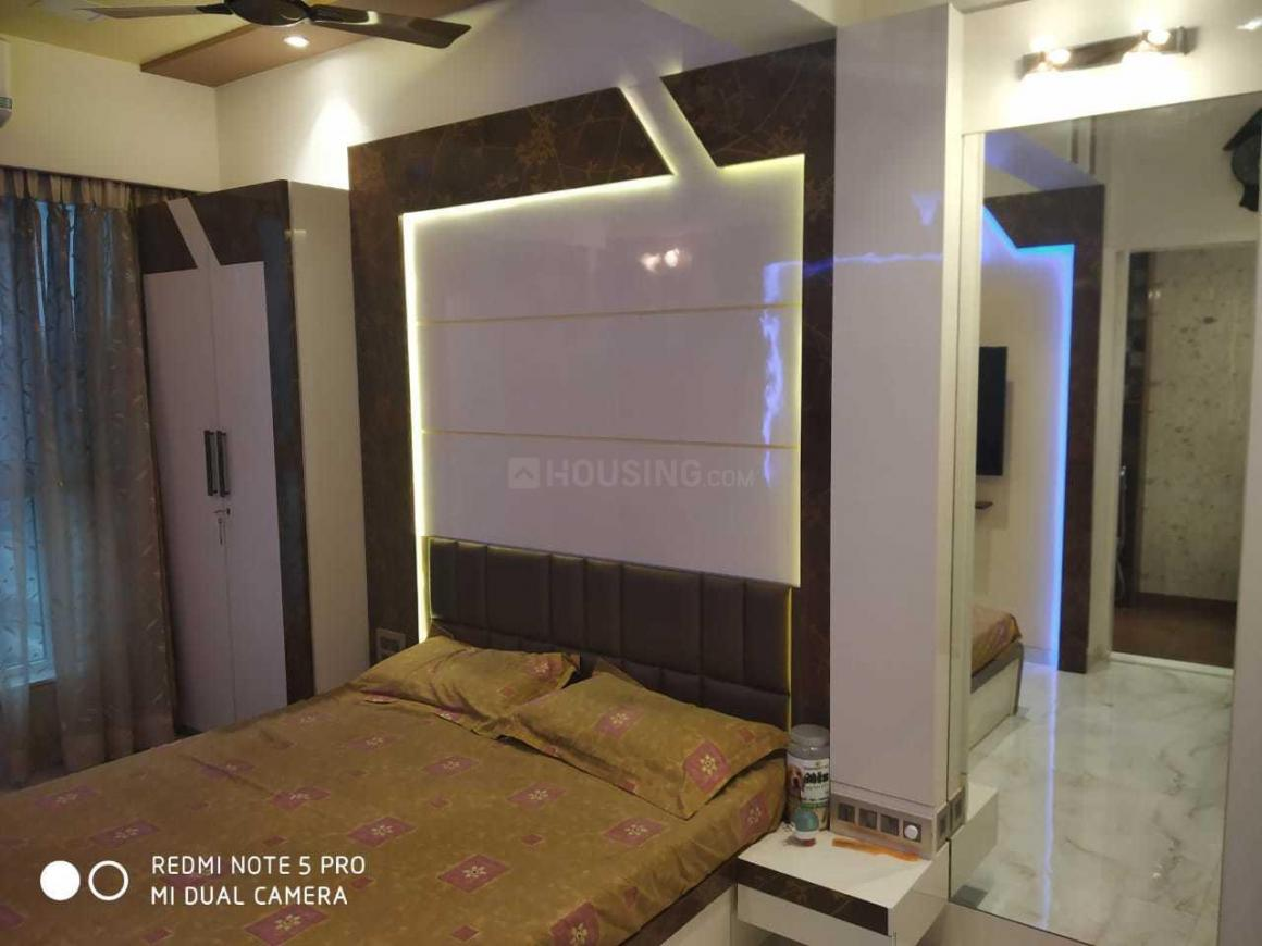 Bedroom Image of 2000 Sq.ft 4 BHK Apartment for buy in Borivali West for 45000000