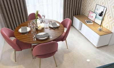 Gallery Cover Image of 1100 Sq.ft 2 BHK Apartment for buy in Chandkheda for 4500000