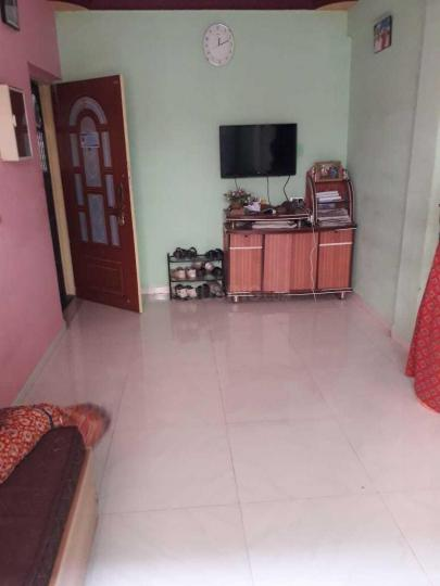 Living Room Image of 410 Sq.ft 1 RK Apartment for rent in New Panvel East for 5000