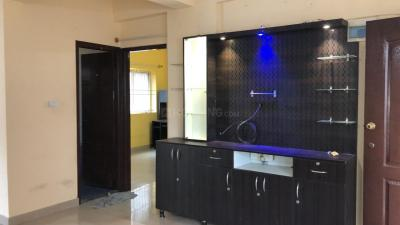 Gallery Cover Image of 1150 Sq.ft 2 BHK Apartment for rent in Kaggadasapura for 16000