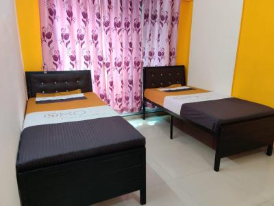 Bedroom Image of Oxotel PG No Brokerage in Powai