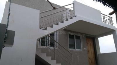 Gallery Cover Image of 1000 Sq.ft 1 BHK Independent House for buy in Press Colony for 1500000