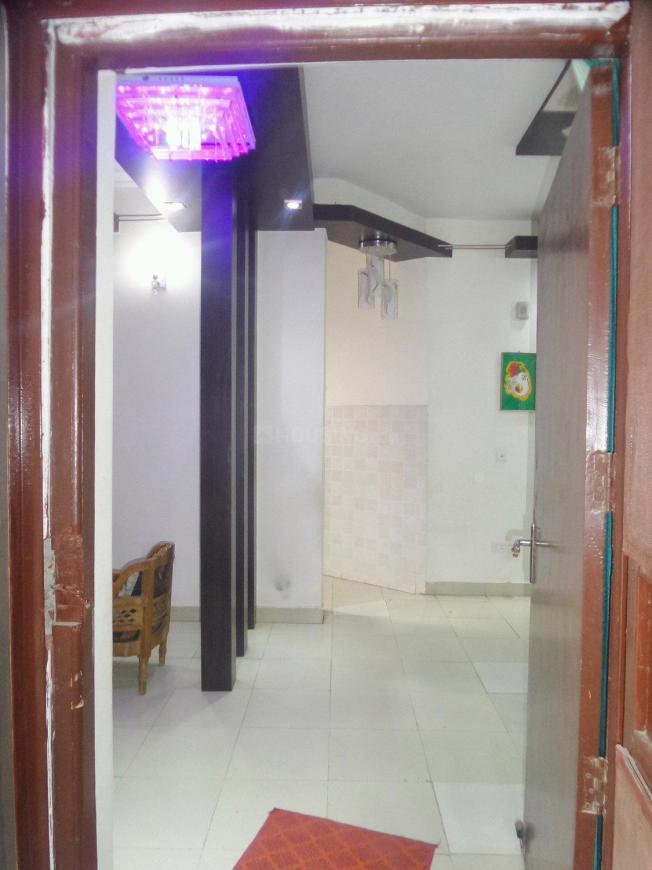 Main Entrance Image of 1620 Sq.ft 3 BHK Independent Floor for buy in Neharpar Faridabad for 5500000