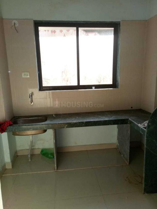 Kitchen Image of 960 Sq.ft 2 BHK Apartment for rent in Dombivli East for 8000
