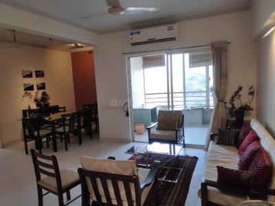 Gallery Cover Image of 1100 Sq.ft 2 BHK Apartment for buy in Kalyani Nagar for 13000000