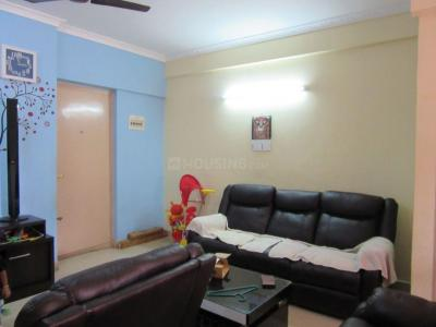 Gallery Cover Image of 1200 Sq.ft 2 BHK Apartment for buy in Daya Santara Magan Place II, Hulimavu for 5000000