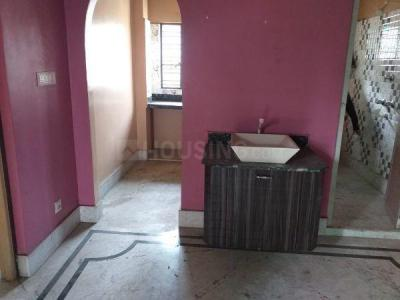 Gallery Cover Image of 600 Sq.ft 1 BHK Independent House for rent in Baishnabghata Patuli Township for 7000
