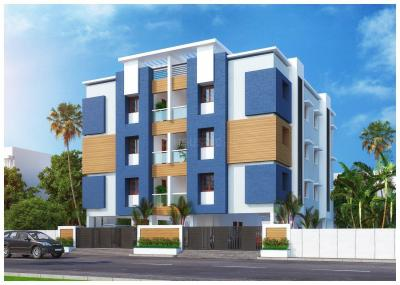 Gallery Cover Image of 818 Sq.ft 2 BHK Apartment for buy in Urapakkam for 4200000