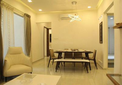 Gallery Cover Image of 1121 Sq.ft 2 BHK Apartment for rent in Bandra West for 100000