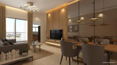 Gallery Cover Image of 719 Sq.ft 2 BHK Apartment for buy in Chandak Next Wing A, Dahisar East for 12900000