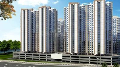 Gallery Cover Image of 650 Sq.ft 1 BHK Apartment for buy in Shilphata for 3900000