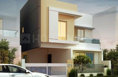 Gallery Cover Image of 757 Sq.ft 2 BHK Villa for buy in Padappai for 2840000
