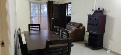 Gallery Cover Image of 1100 Sq.ft 2 BHK Apartment for rent in S R Oakwood Residency, Panathur for 21000