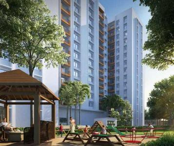 Gallery Cover Image of 1305 Sq.ft 2 BHK Apartment for buy in Gopalan Aqua, Chansandra for 8700000