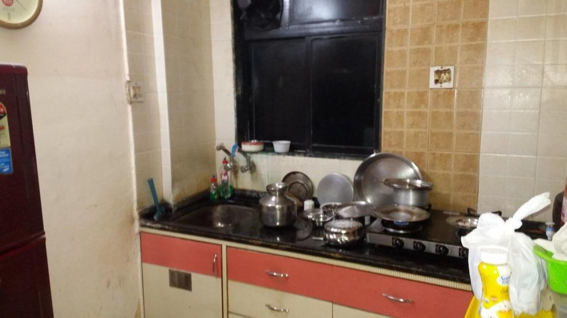 Kitchen Image of 885 Sq.ft 2 BHK Independent Floor for rent in Kalyan East for 10000