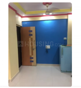 Gallery Cover Image of 575 Sq.ft 1 BHK Apartment for rent in Kandivali East for 22000