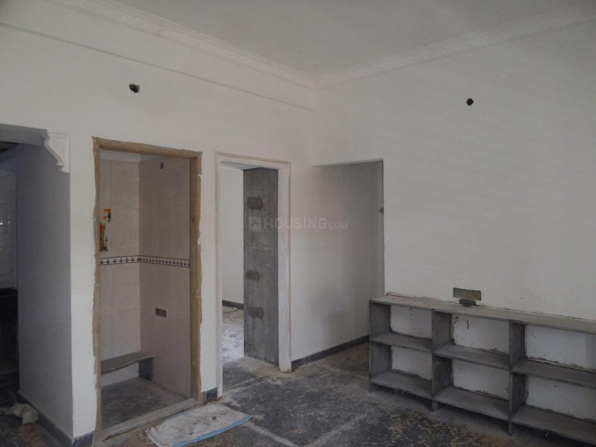 Living Room Image of 650 Sq.ft 1 BHK Apartment for rent in JP Nagar for 14000
