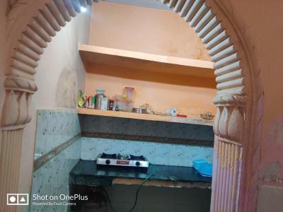 Kitchen Image of Girls PG in Tilak Nagar