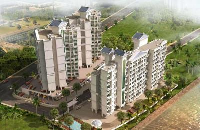 Gallery Cover Image of 680 Sq.ft 1 BHK Apartment for buy in Lakhani LA Riveria, Panvel for 4800000