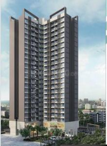 Gallery Cover Image of 523 Sq.ft 1 BHK Apartment for buy in Pabal Poonam Vista, Virar West for 3650000