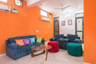 Living Room Image of Shri Balaji PG in New Industrial Township