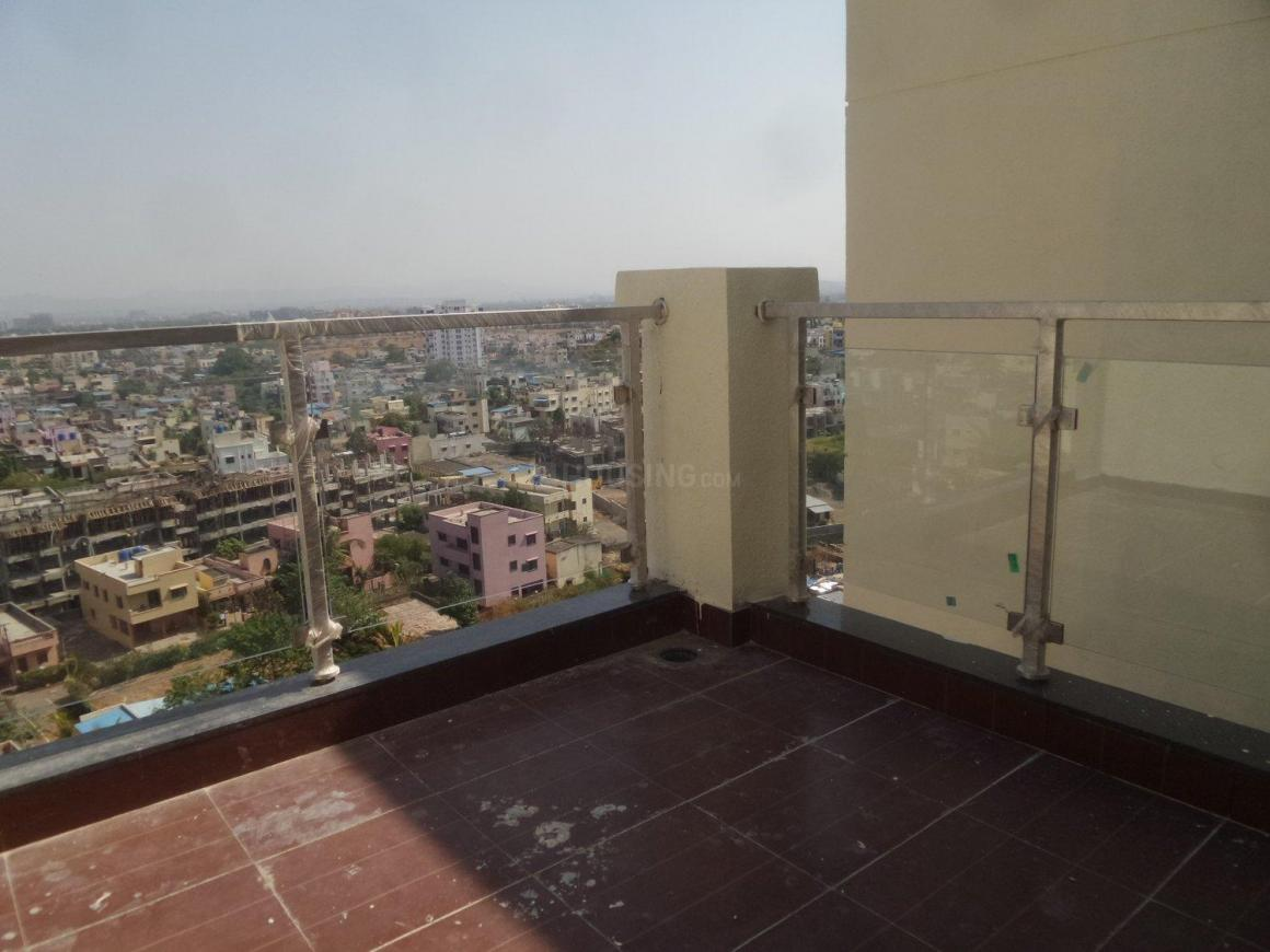 Living Room Image of 1000 Sq.ft 2 BHK Apartment for rent in Dhanori for 12000