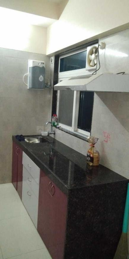 Kitchen Image of 1280 Sq.ft 2 BHK Apartment for rent in Kurla West for 60000