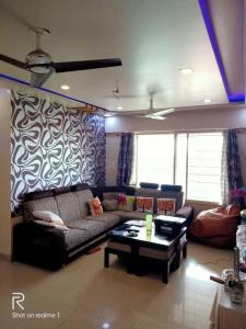 Gallery Cover Image of 1250 Sq.ft 2 BHK Apartment for rent in Wadgaon Sheri for 30000