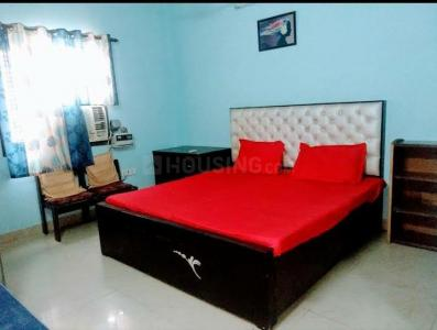 Bedroom Image of Raju PG in Malviya Nagar