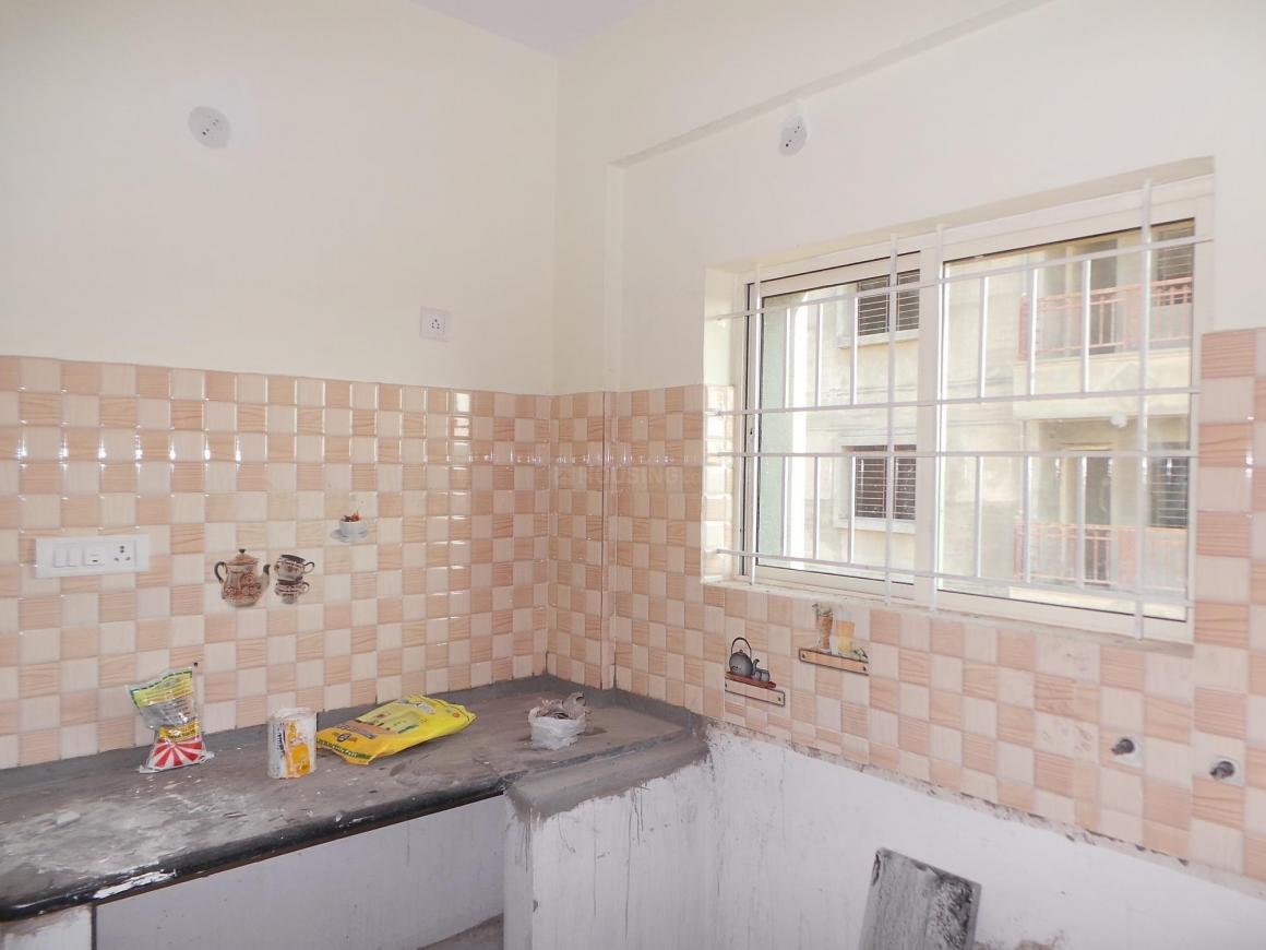 Kitchen Image of 1195 Sq.ft 3 BHK Apartment for buy in RR Nagar for 4500000