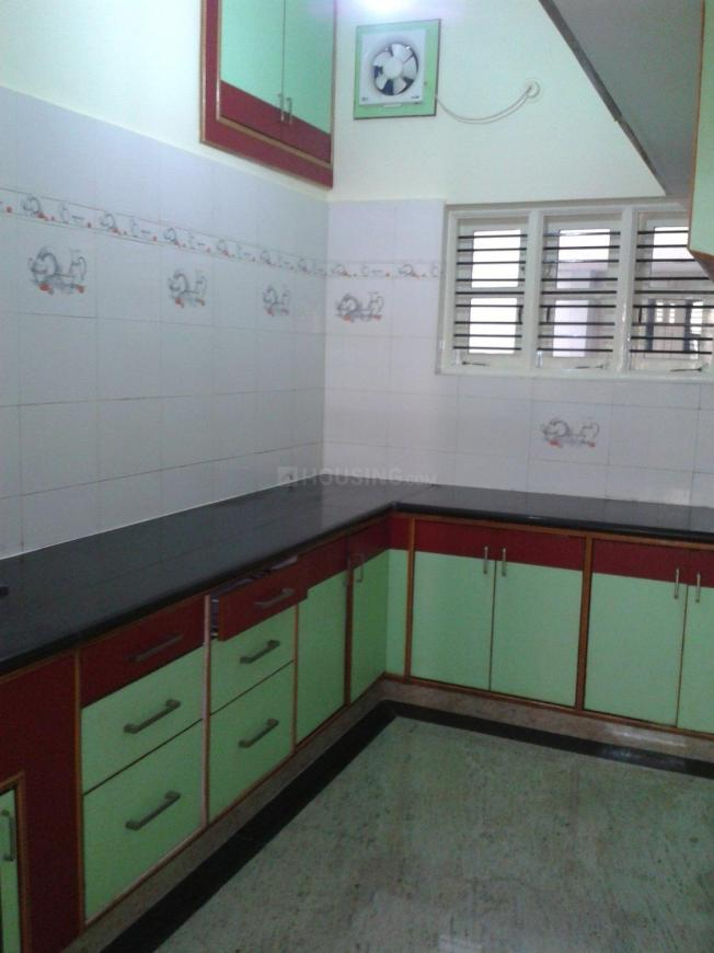 Kitchen Image of 1500 Sq.ft 3 BHK Independent House for rent in RR Nagar for 19000