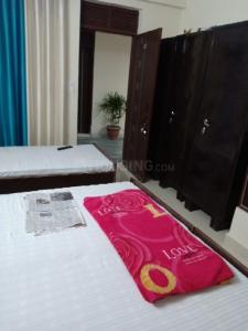 Bedroom Image of Deepa PG in Sector 45