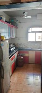 Kitchen Image of Romara Paying Guest Accommodation in Thane West