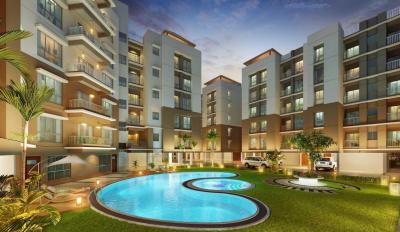 Gallery Cover Image of 900 Sq.ft 2 BHK Apartment for buy in Garia for 4800000