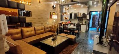 Gallery Cover Image of 920 Sq.ft 3 BHK Independent Floor for buy in Dream Luxury Homez, Dwarka Mor for 4500000