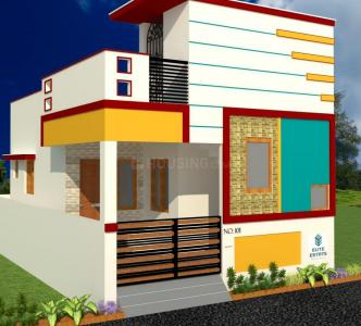 Gallery Cover Image of 646 Sq.ft 2 BHK Independent House for buy in Tambaram for 2600000