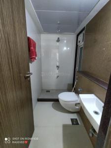 Bathroom Image of 1238 Sq.ft 2 BHK Apartment for buy in Goel Ganga Legend B2, Bavdhan for 9500000