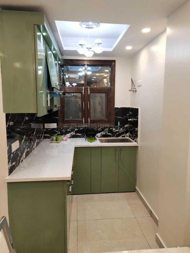 Kitchen Image of 720 Sq.ft 2 BHK Apartment for buy in Sector 23 Dwarka for 6400000