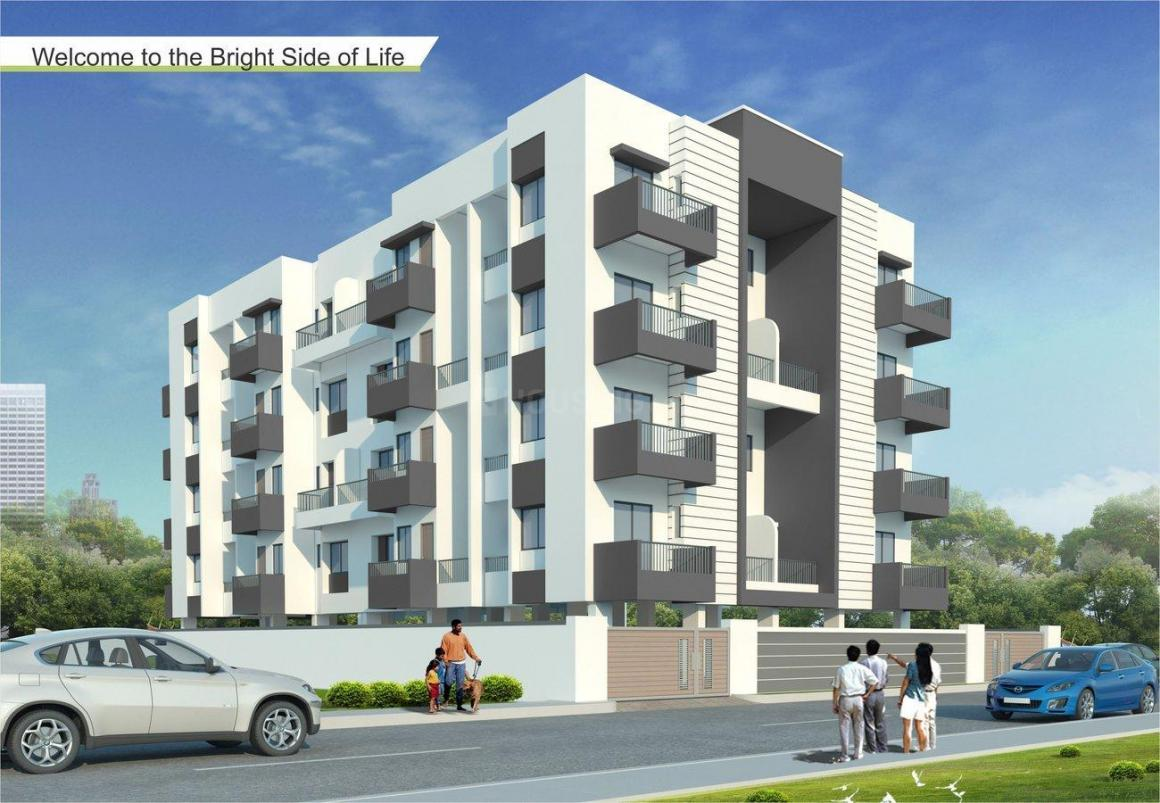 Building Image of 578 Sq.ft 1 BHK Independent Floor for buy in Hadapsar for 2428000