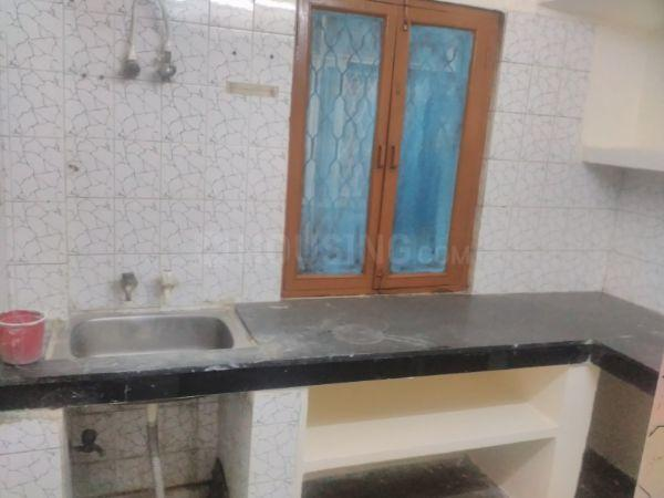 Kitchen Image of 1000 Sq.ft 2 BHK Apartment for rent in Shalimar Garden for 8000