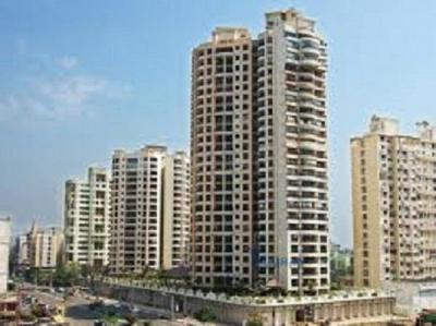 Gallery Cover Image of 1200 Sq.ft 2 BHK Apartment for buy in Akshar Shreeji Heights , Seawoods for 25000000