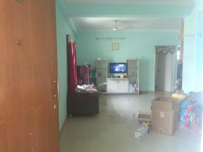 Gallery Cover Image of 955 Sq.ft 2 BHK Apartment for rent in Murugeshpalya for 22000