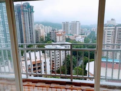 Balcony Image of The Habitat Mumbai in Thane West