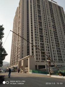 Gallery Cover Image of 600 Sq.ft 1 BHK Apartment for rent in Mumbra for 11000