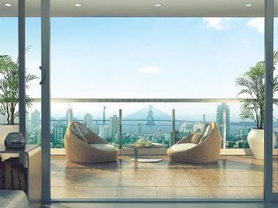 Gallery Cover Image of 1000 Sq.ft 2 BHK Apartment for buy in Worli for 25000000