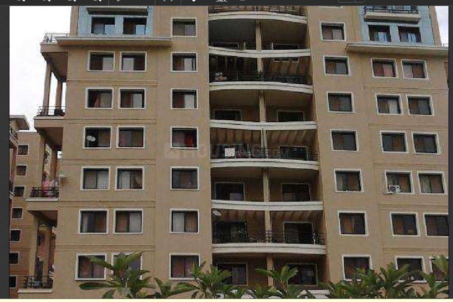Building Image of 949 Sq.ft 2 BHK Apartment for rent in Hadapsar for 13000