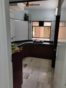 Kitchen Image of Ramesh PG in Mulund East