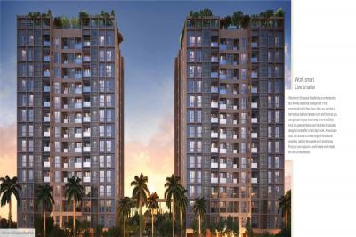 Gallery Cover Image of 1490 Sq.ft 3 BHK Apartment for buy in Ecospace Residencia, New Town for 9500000