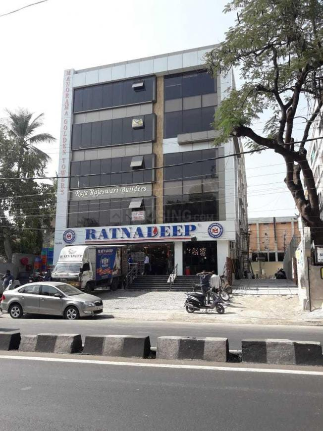 Building Image of 6300 Sq.ft 9 BHK Independent Floor for buy in Amberpet for 63000000